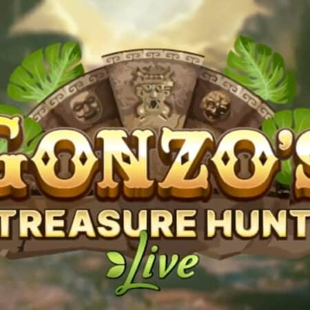 Gonzo's Treasure Hunt from Evolution